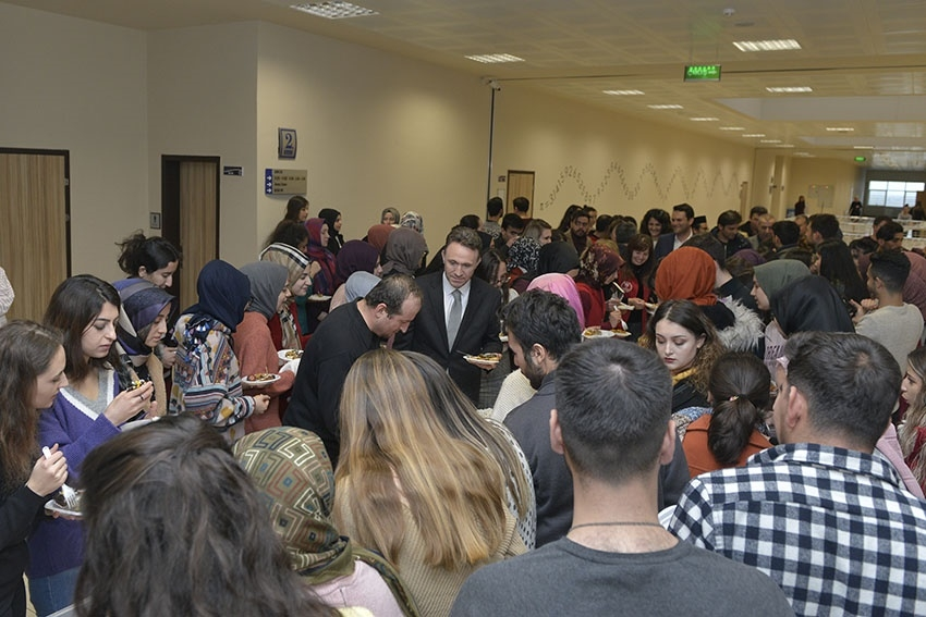 KMÜ Öğrencilerinin Yerli Malı Haftası Kutlaması 2