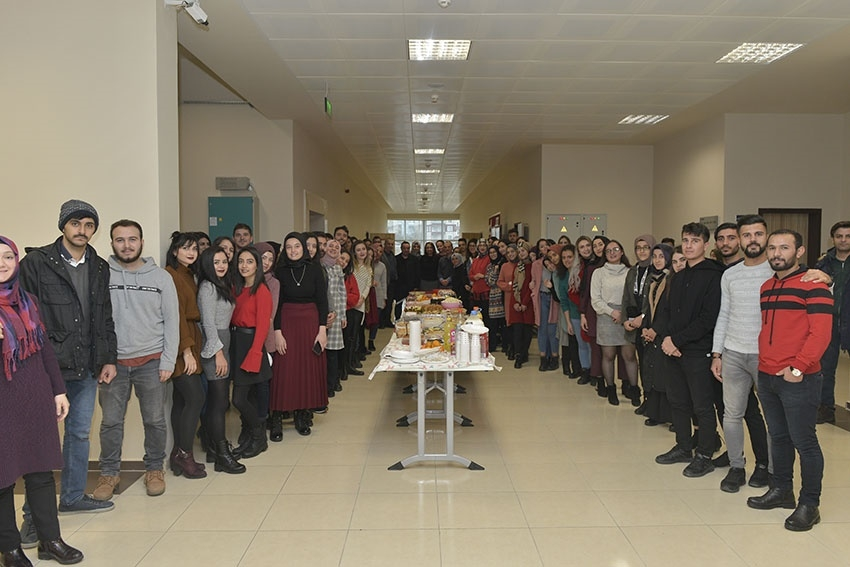 KMÜ Öğrencilerinin Yerli Malı Haftası Kutlaması 5