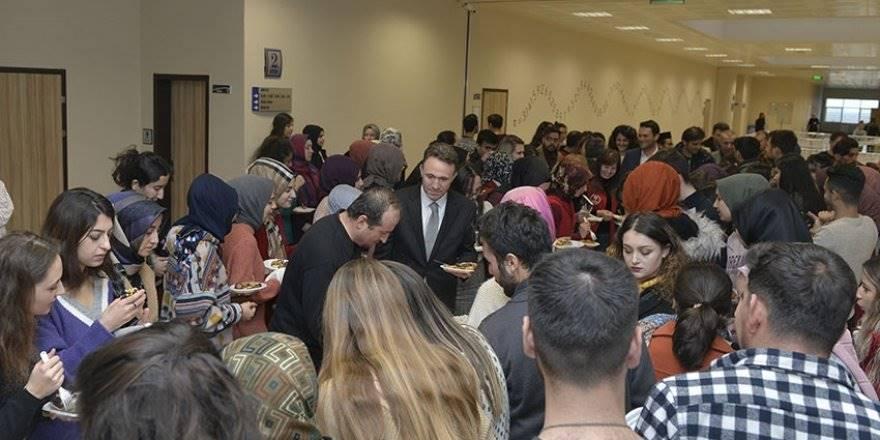 KMÜ Öğrencilerinin Yerli Malı Haftası Kutlaması