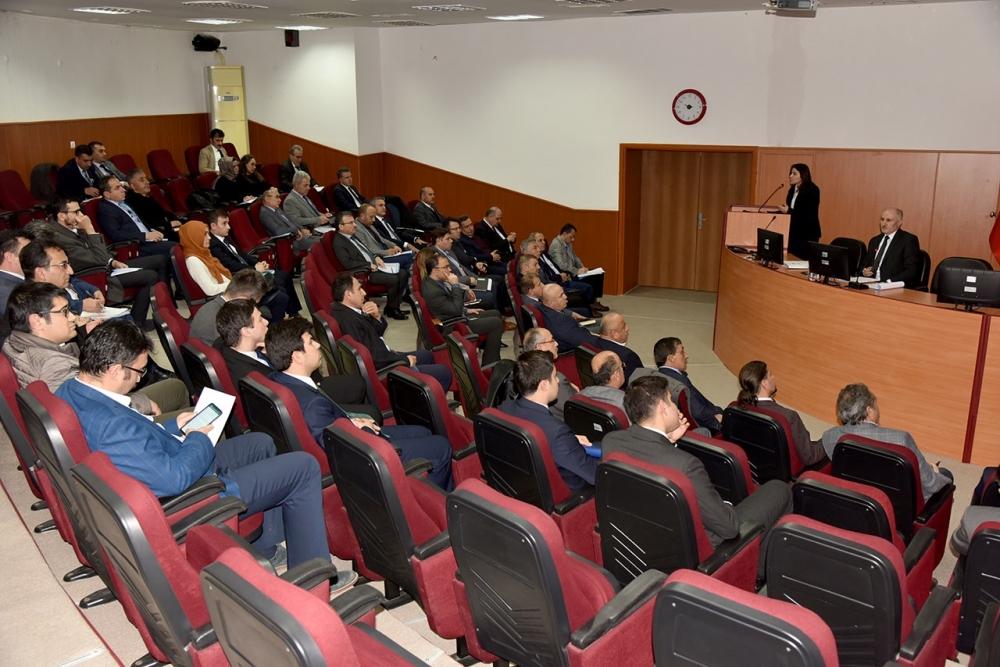 Ekonomi Değerlendirme Toplantısı Yapıldı 4