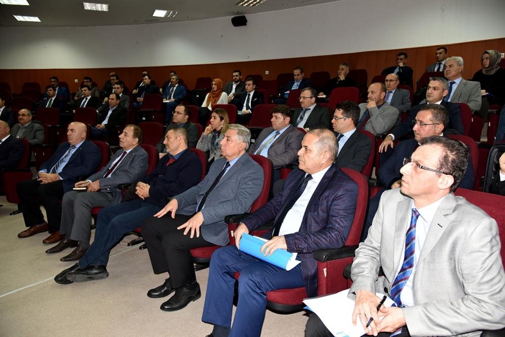 Ekonomi Değerlendirme Toplantısı Yapıldı 5