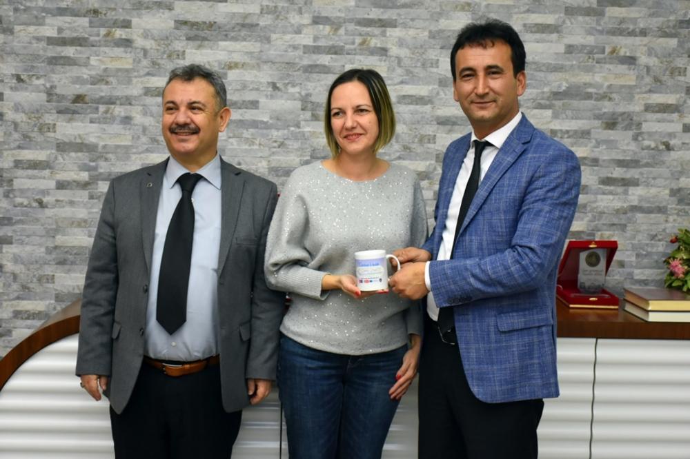 Avrupalı Eğitimcilere Karaman'da Manevi Sağlık Anlatıldı 4