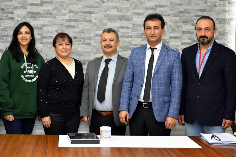 Avrupalı Eğitimcilere Karaman'da Manevi Sağlık Anlatıldı 5