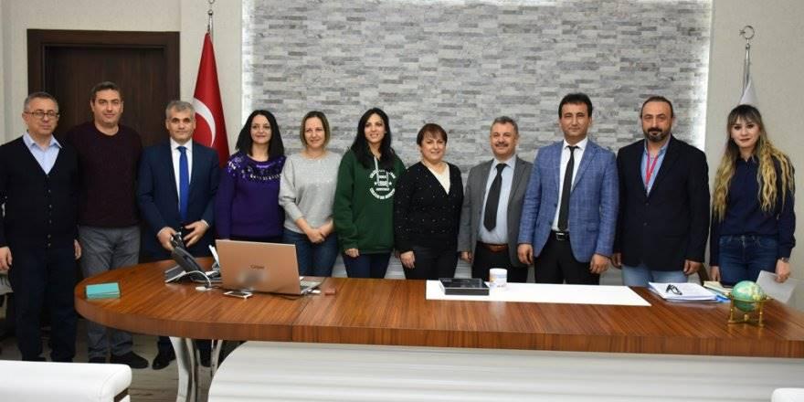 Avrupalı Eğitimcilere Karaman'da Manevi Sağlık Anlatıldı