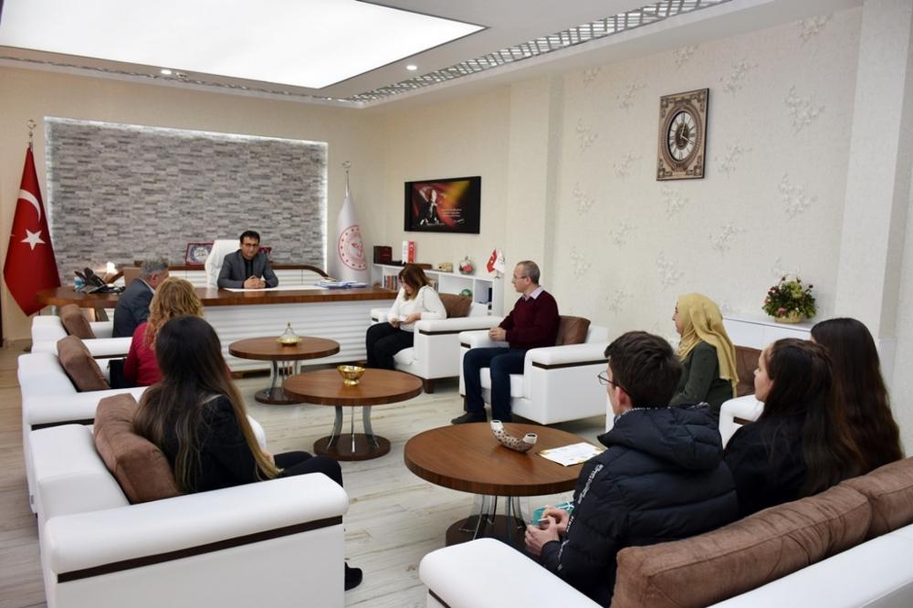 Karaman'ın Usta Şefleri Ankara'dan Dereceyle Döndüler 2