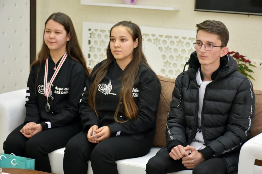 Karaman'ın Usta Şefleri Ankara'dan Dereceyle Döndüler 6