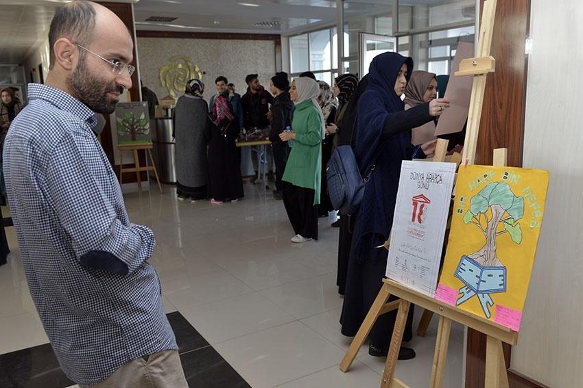 KMÜ İslami İlimler Fakültesi Öğrencilerinden El Sanatları Sergisi 13