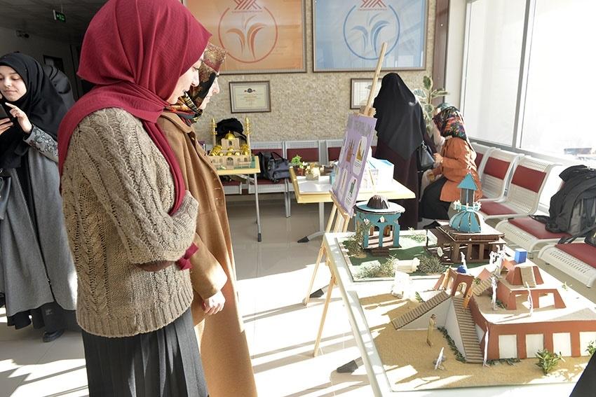 KMÜ İslami İlimler Fakültesi Öğrencilerinden El Sanatları Sergisi 18