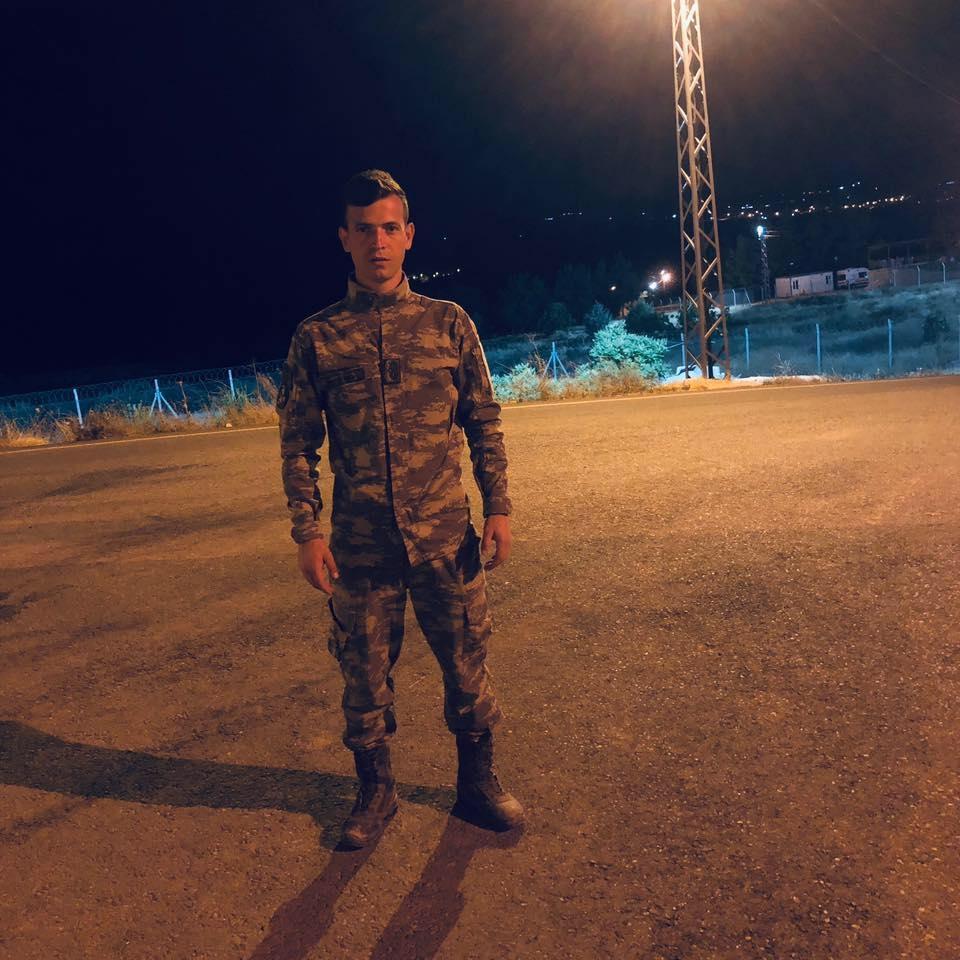 Karaman'da Trafik Kazasında Genç Uzman Çavuş Hayatını Kaybetti 1