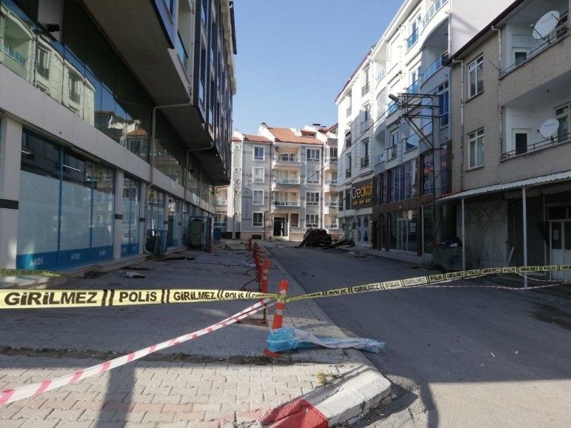 Karaman'da Şiddetli Rüzgar 6
