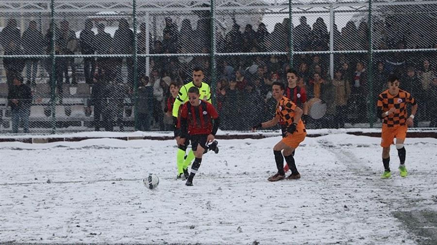 Karaman Okullar Arası Futbol Maçları 2