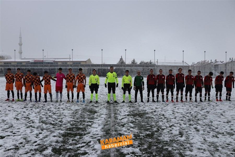 Karaman Okullar Arası Futbol Maçları 3