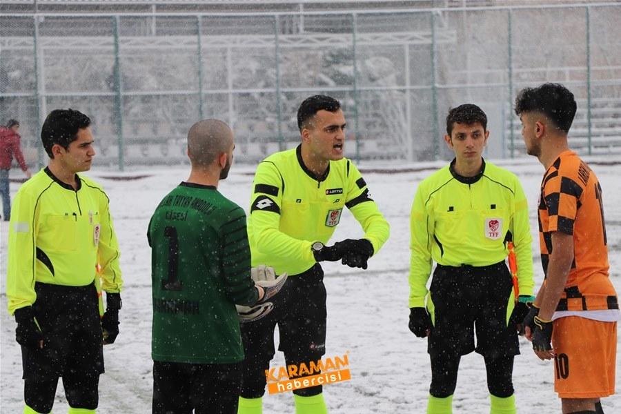 Karaman Okullar Arası Futbol Maçları 4
