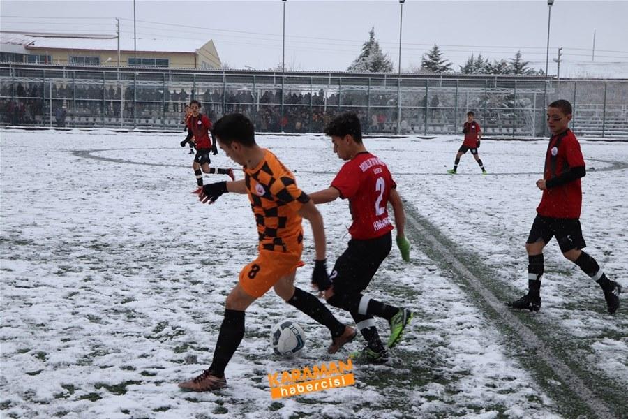 Karaman Okullar Arası Futbol Maçları 6