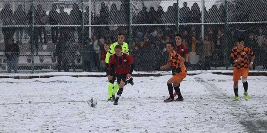 Karaman Okullar Arası Futbol Maçları