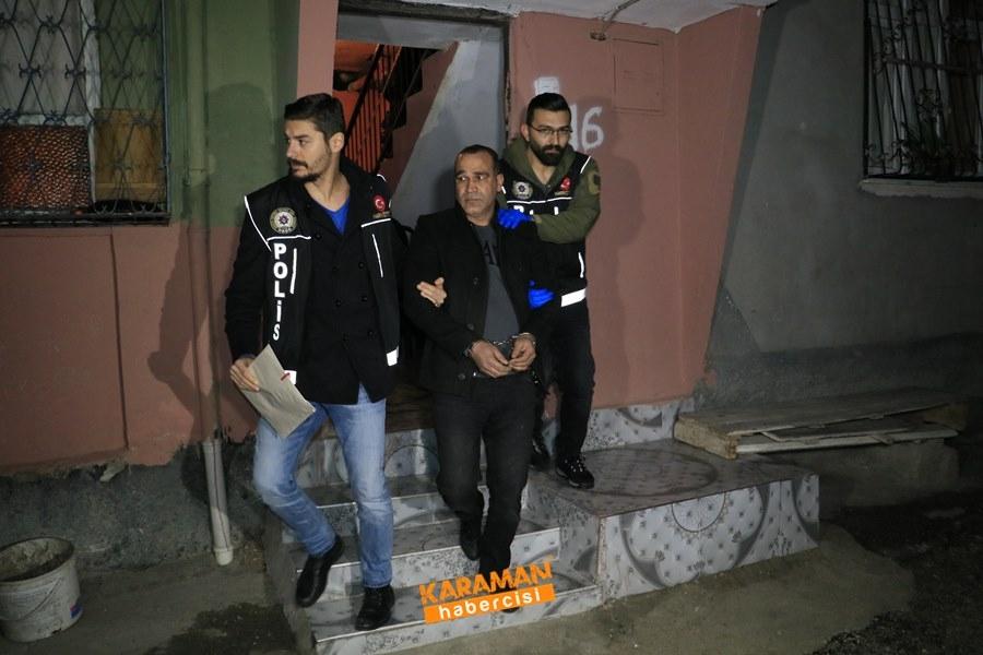 Adana Merkezli Torbacı Operasyonu Karaman'a da Sıçradı 6