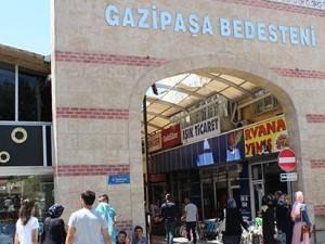 Karaman'da Bayram Öncesi Çarşı-Pazar