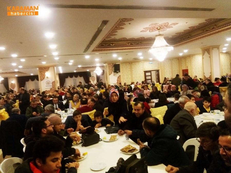 Karamanlılar İstanbul'da Harika Gecede Buluştu 1