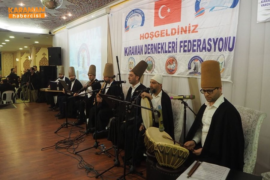 Karamanlılar İstanbul'da Harika Gecede Buluştu 15