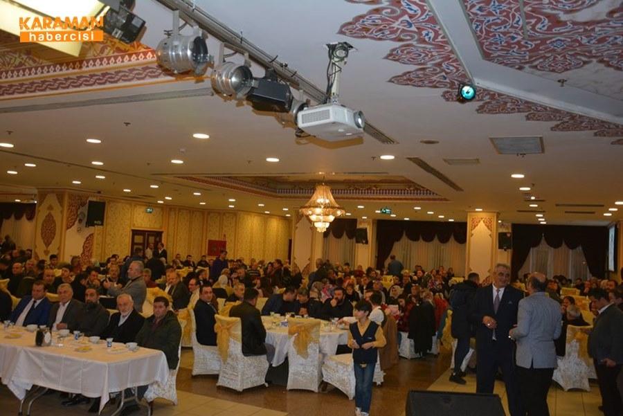 Karamanlılar İstanbul'da Harika Gecede Buluştu 21