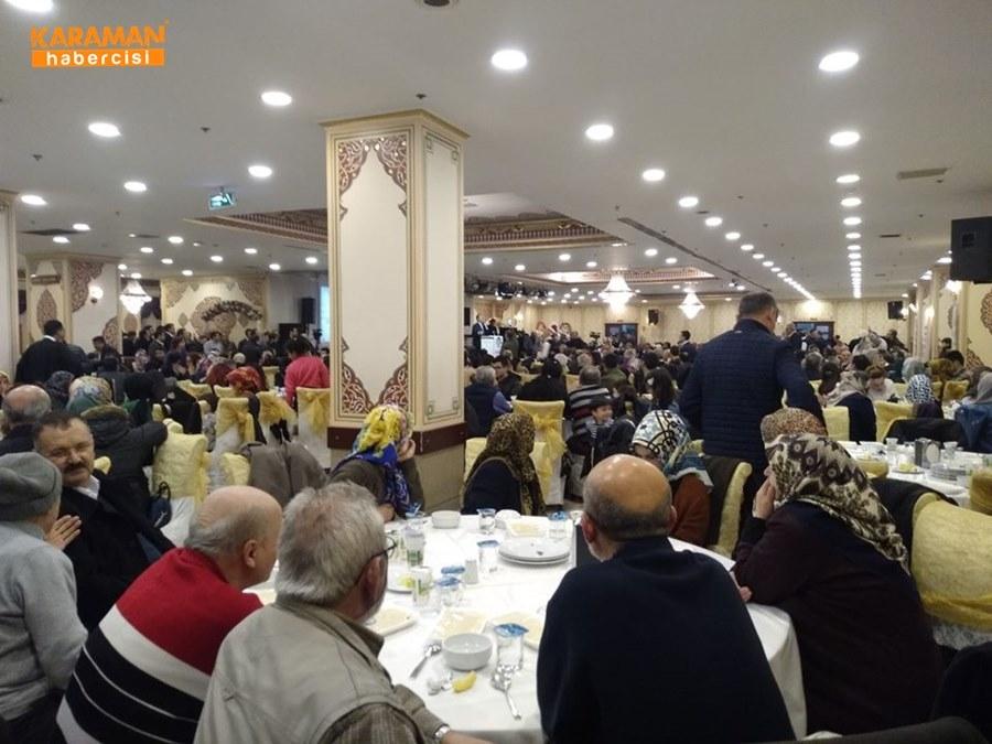 Karamanlılar İstanbul'da Harika Gecede Buluştu 22