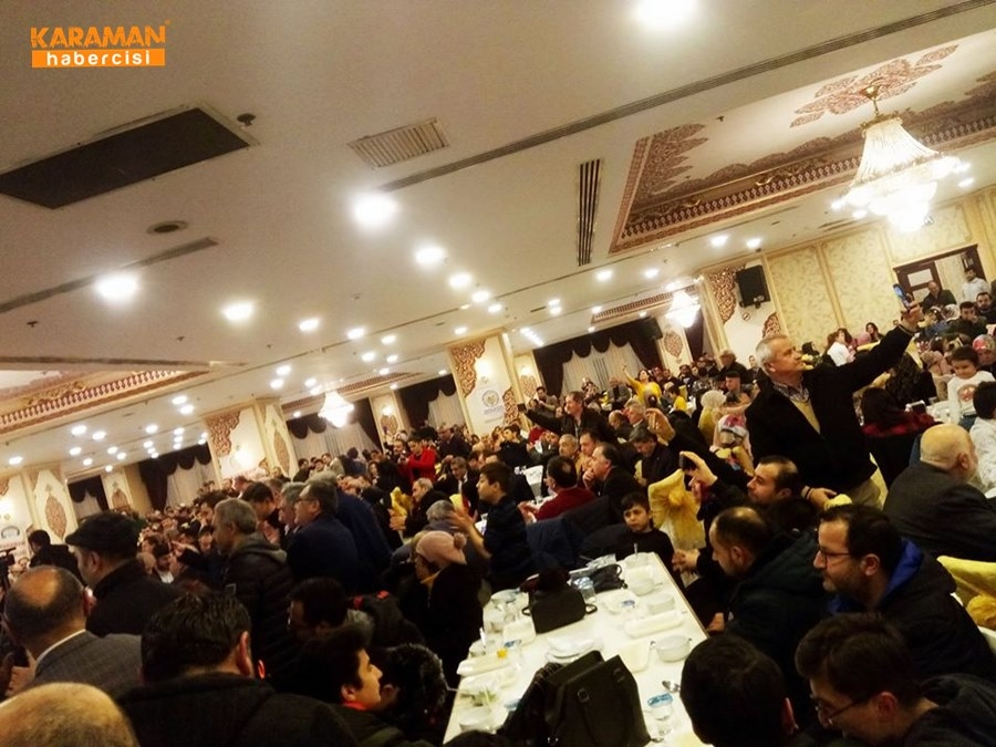 Karamanlılar İstanbul'da Harika Gecede Buluştu 24
