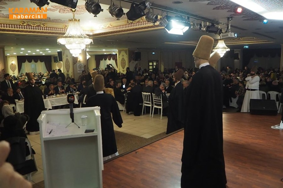 Karamanlılar İstanbul'da Harika Gecede Buluştu 25