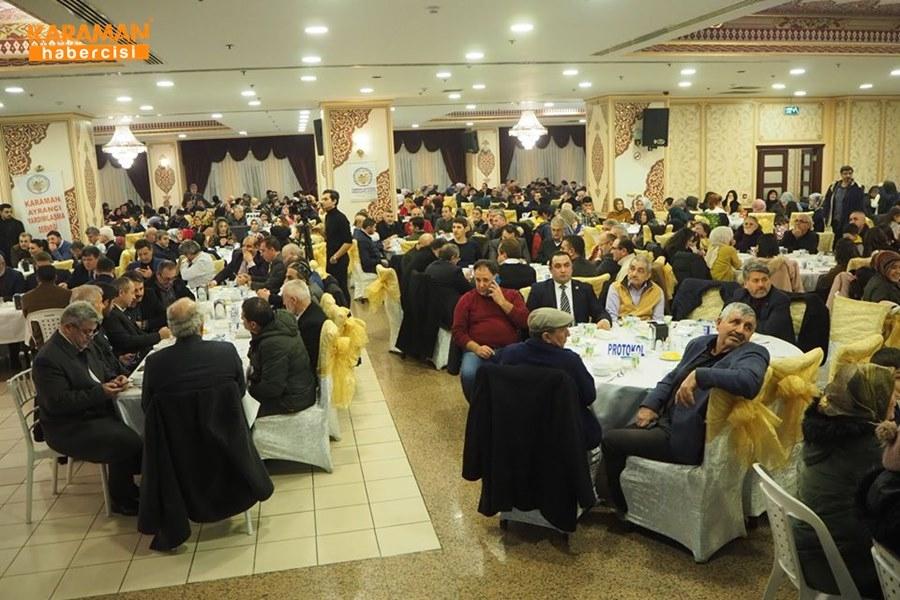 Karamanlılar İstanbul'da Harika Gecede Buluştu 28