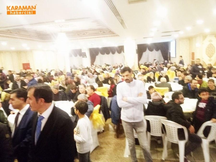 Karamanlılar İstanbul'da Harika Gecede Buluştu 33