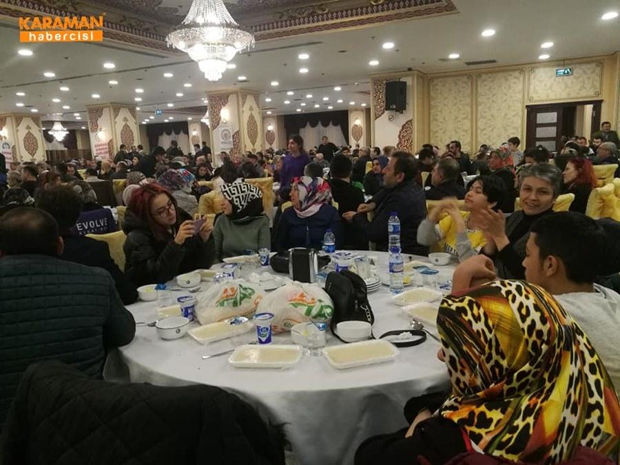 Karamanlılar İstanbul'da Harika Gecede Buluştu 34
