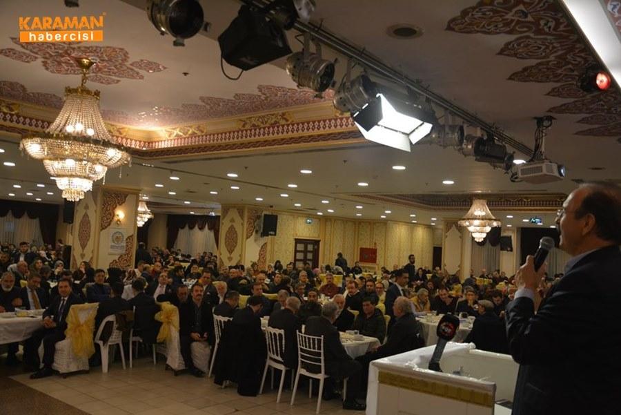 Karamanlılar İstanbul'da Harika Gecede Buluştu 35