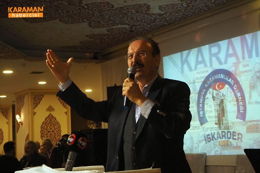 Karamanlılar İstanbul'da Harika Gecede Buluştu 36