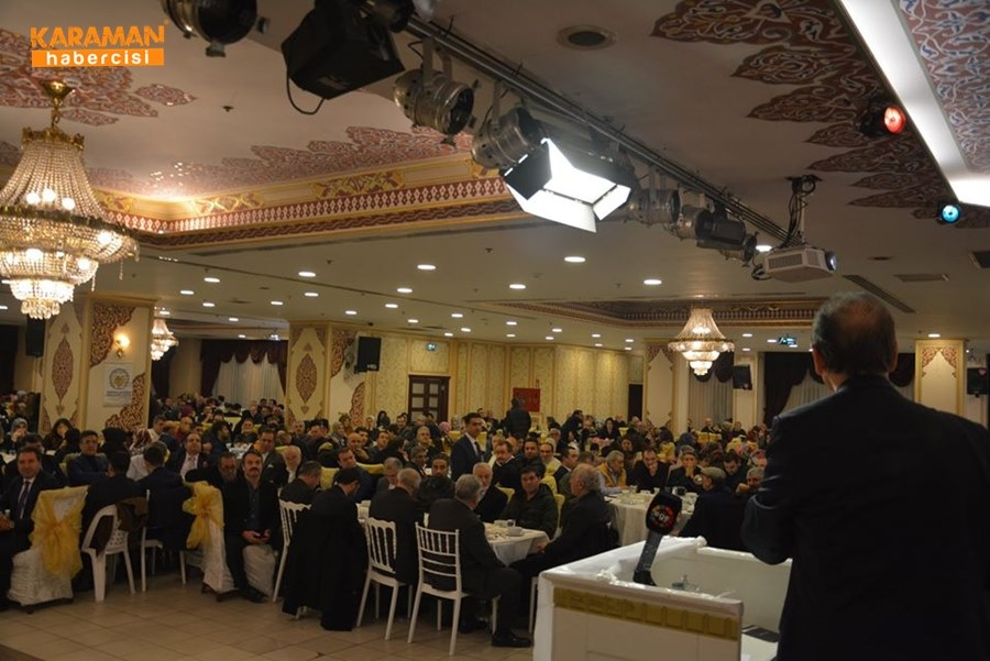 Karamanlılar İstanbul'da Harika Gecede Buluştu 42