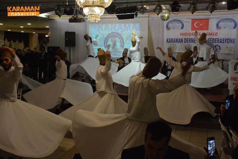 Karamanlılar İstanbul'da Harika Gecede Buluştu 43