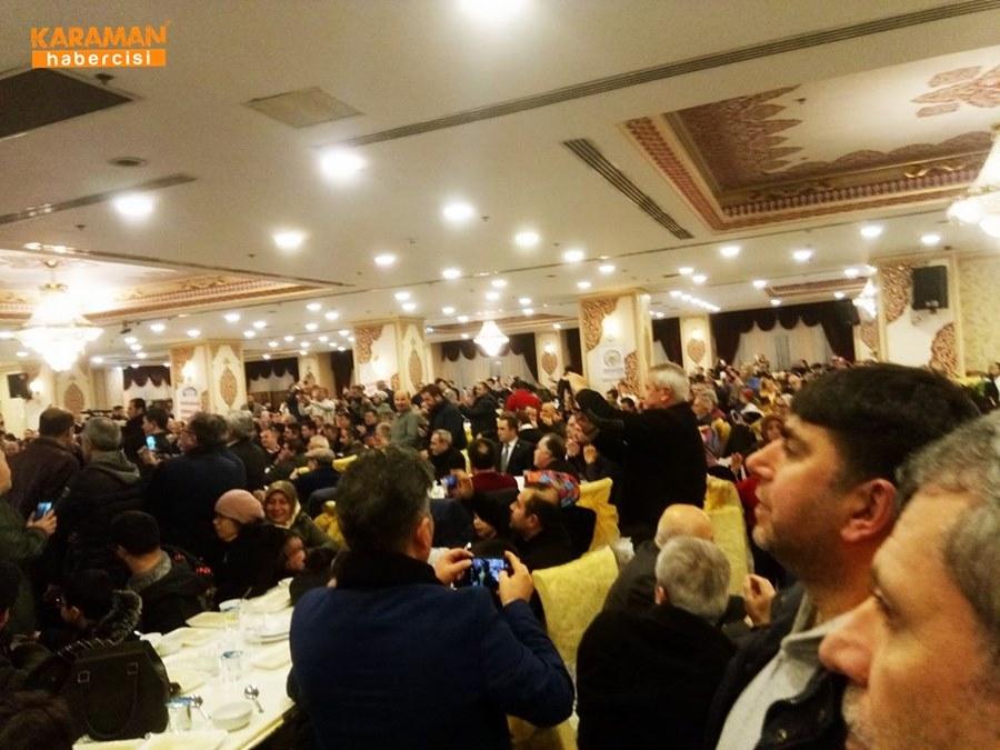Karamanlılar İstanbul'da Harika Gecede Buluştu 6