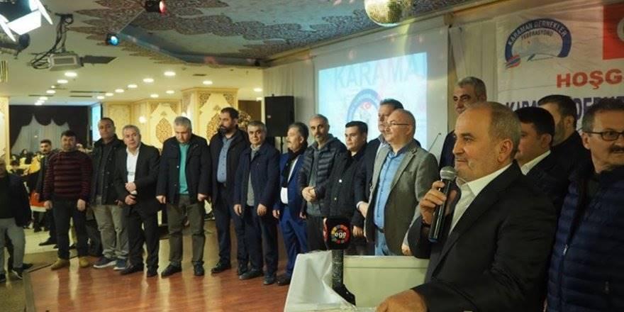 Karamanlılar İstanbul'da Harika Gecede Buluştu