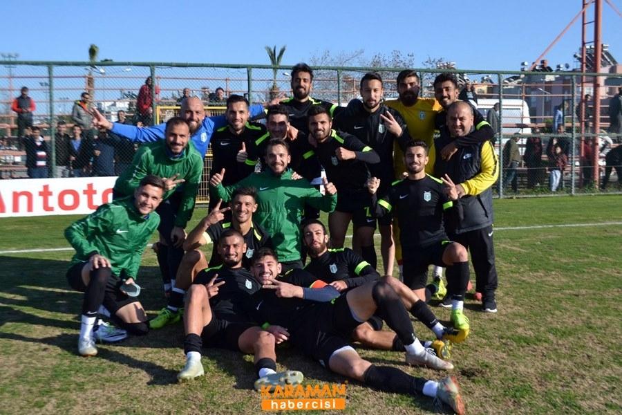 Bölgesel Amatör Lig 7.Grup Futbol Karşılaşmaları 7