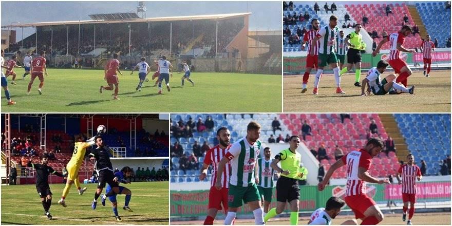 Bölgesel Amatör Lig 7.Grup Futbol Karşılaşmaları