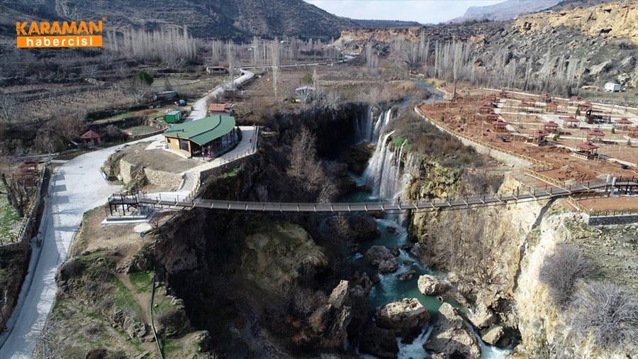 Yerköprü Şelalesi Güzelliğiyle Görenleri Hayran Bırakıyor 6