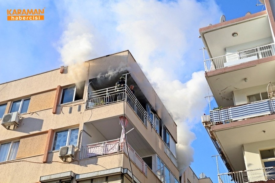 Antalya'da Yangın 8