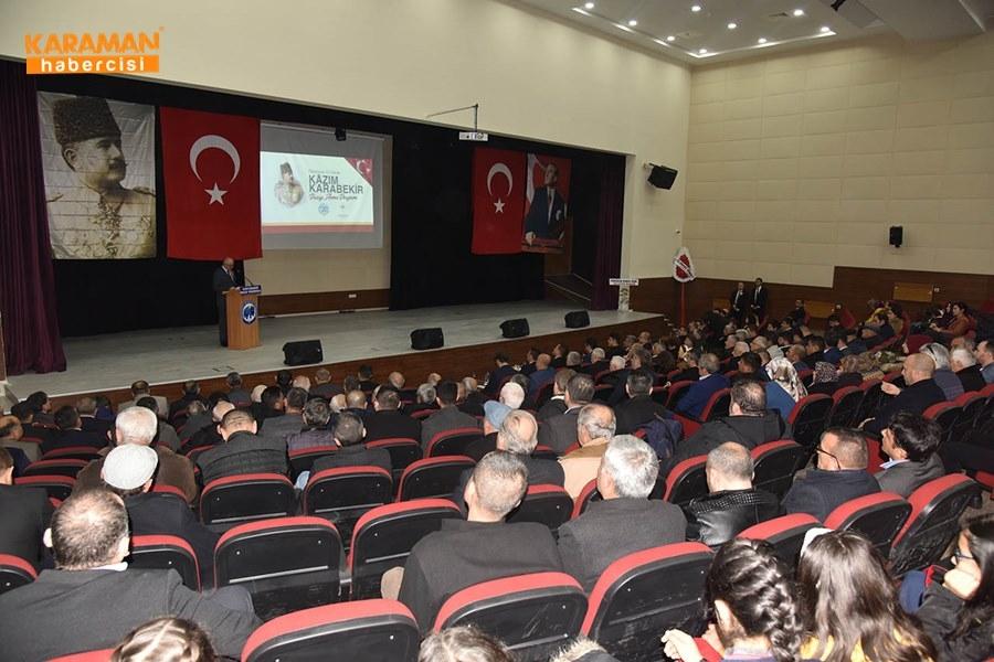 Kazım Karabekir Paşa Anma Etkinlikleri 21