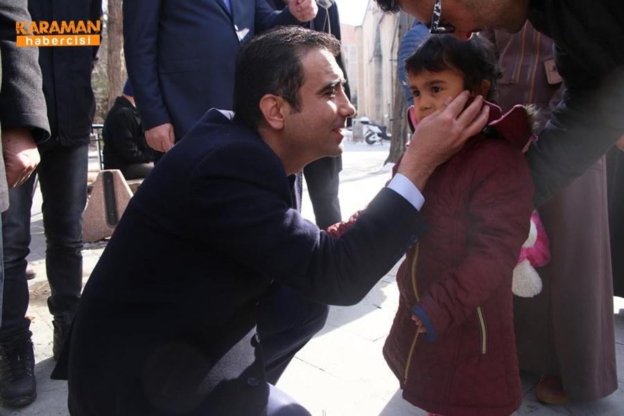 Karaman'da Elazığ'daki depremzedeler İçin yardım kampanyası 14