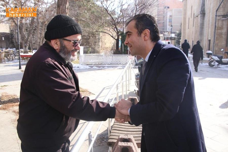 Karaman'da Elazığ'daki depremzedeler İçin yardım kampanyası 28