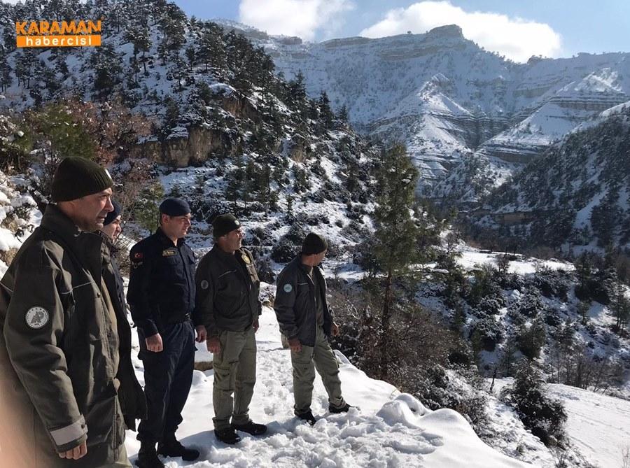 Karaman'da Kaçak Ve Usulsüz Avlanmaya 56 Bin 940 Lira Ceza 4