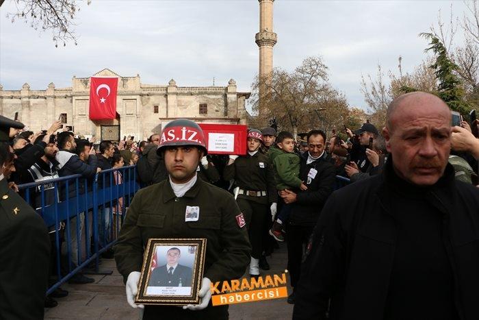 Aksaraylı Piyade Uzman Onbaşı Kadir Yıldız Cenaze Töreni 11