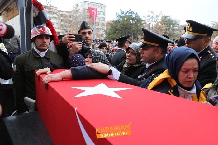Aksaraylı Piyade Uzman Onbaşı Kadir Yıldız Cenaze Töreni 19