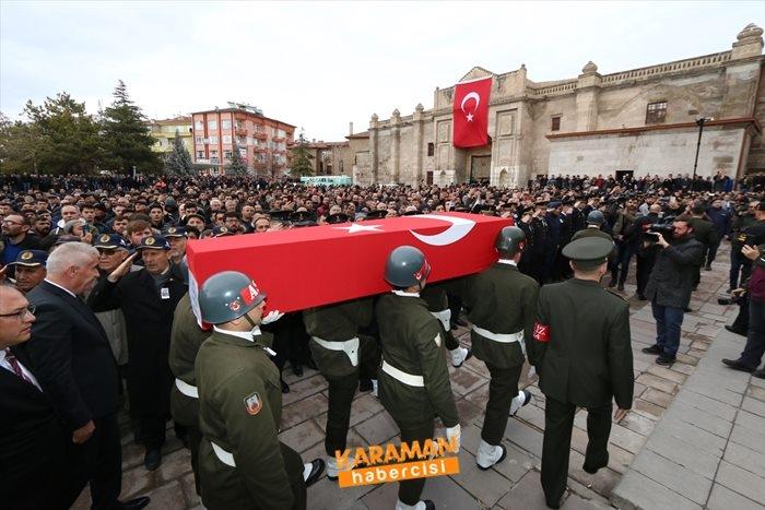 Aksaraylı Piyade Uzman Onbaşı Kadir Yıldız Cenaze Töreni 20