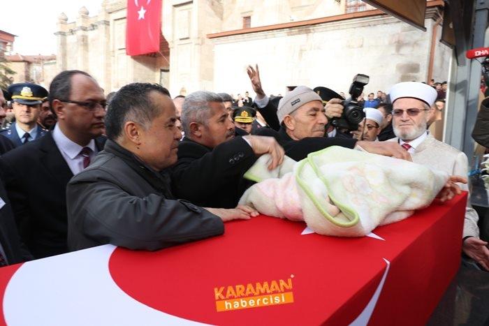 Aksaraylı Piyade Uzman Onbaşı Kadir Yıldız Cenaze Töreni 5