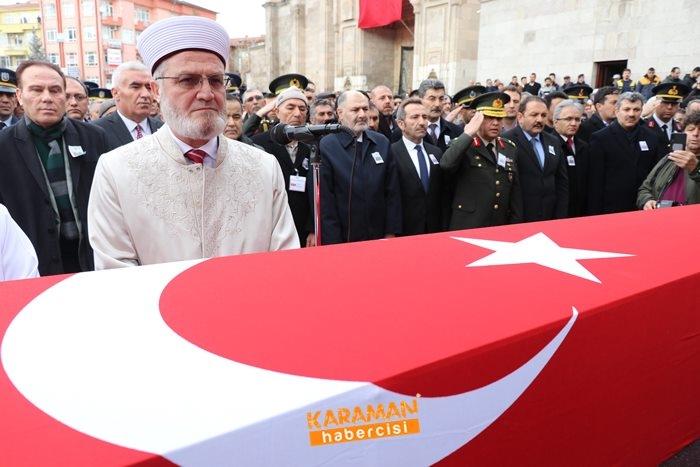 Aksaraylı Piyade Uzman Onbaşı Kadir Yıldız Cenaze Töreni 7
