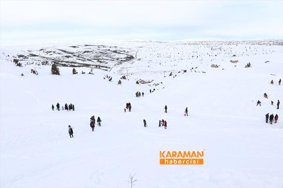 Ermenek Kış Turizminde Alternatif Olmak İstiyor 11